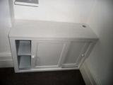 builtin sliding door units