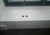 fitted under window storage